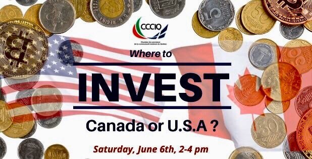 Which Market to invest in: Canada or the US?